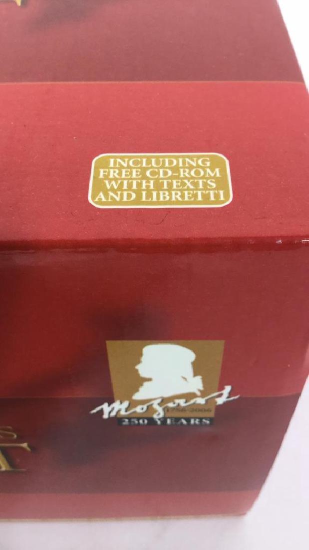 170 CD Set of Wolfgang Amadeus Mozart - 4