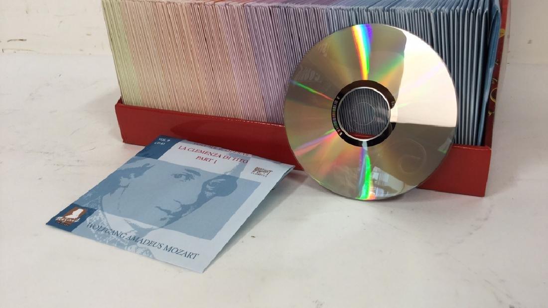 170 CD Set of Wolfgang Amadeus Mozart - 8