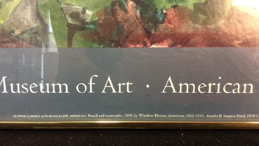 Art Poster Metropolitan Museum of Art - 5
