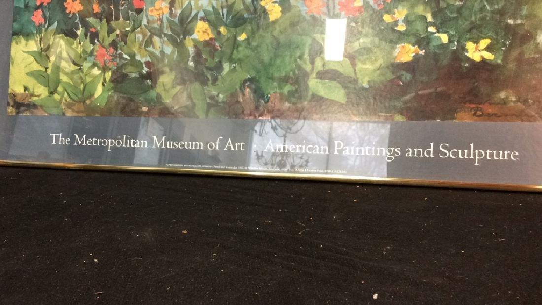 Art Poster Metropolitan Museum of Art - 6