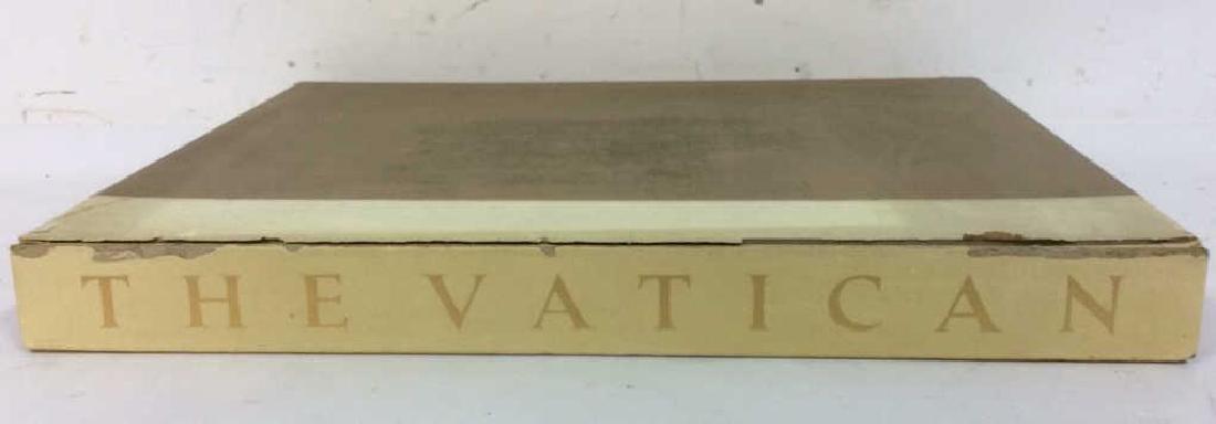 THE VATICAN History Book w Box - 2