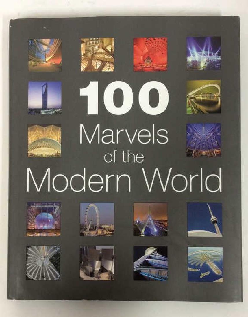 100 Marvels of the Modern World Gramercy Books