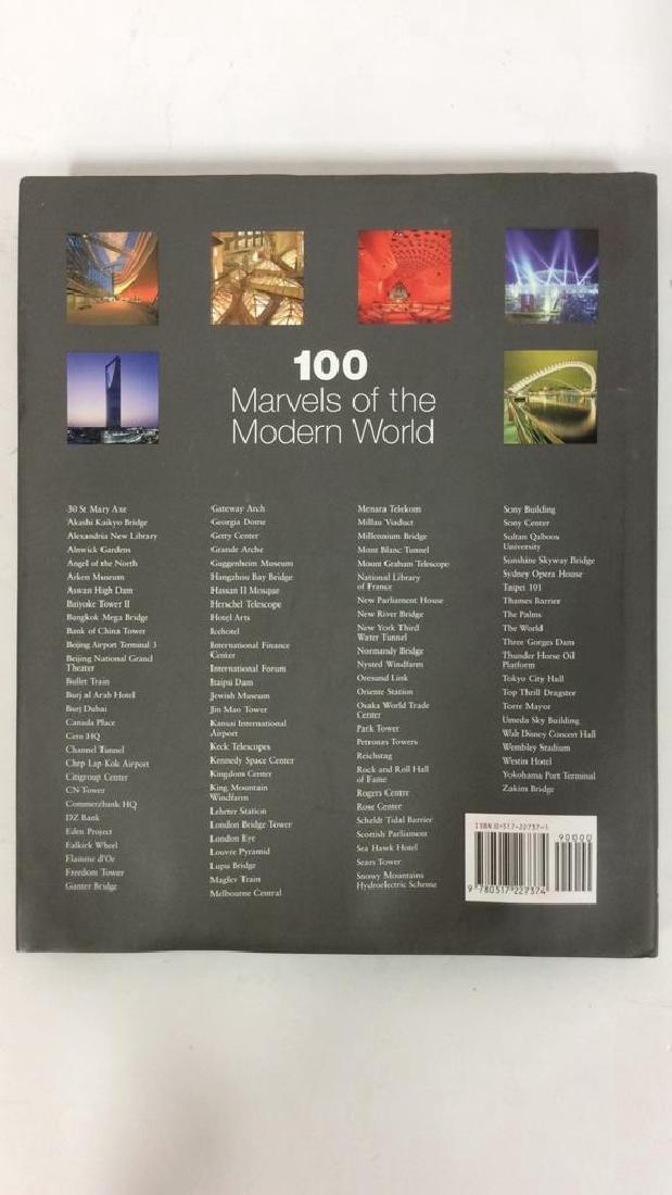 100 Marvels of the Modern World Gramercy Books - 2
