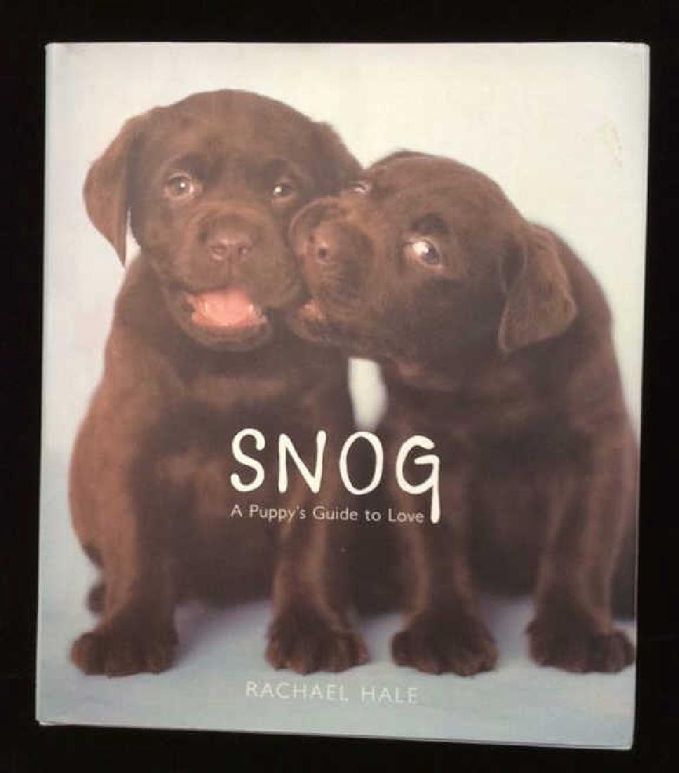 Book Snog: A Puppy's Guide to Love