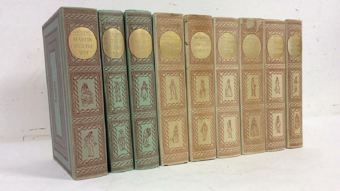 Lot 9 Illustrated works of Charles Dickens - 2