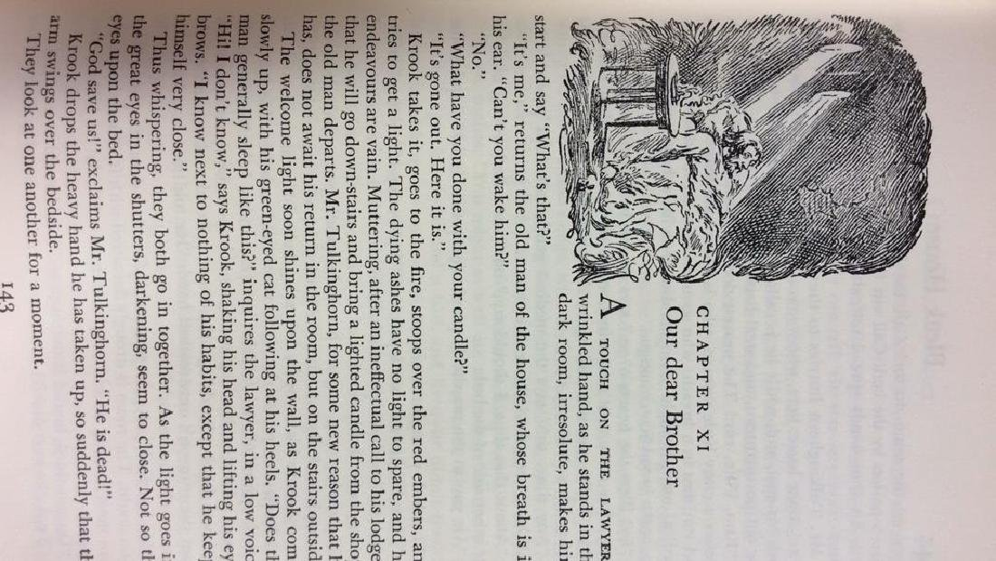 Lot 9 Illustrated works of Charles Dickens - 7