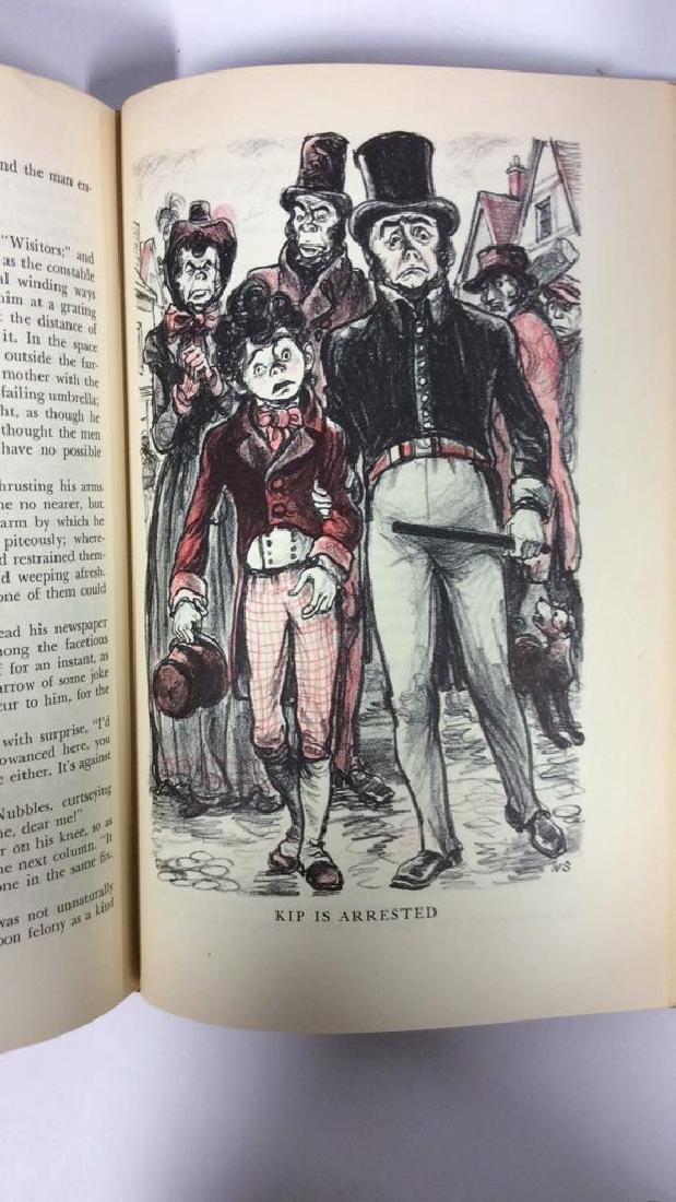 Book Charles Dickens The Old Curiosity Shop - 5