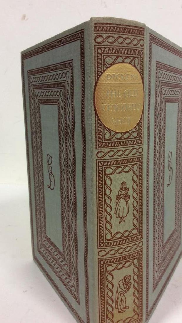 Book Charles Dickens The Old Curiosity Shop - 9