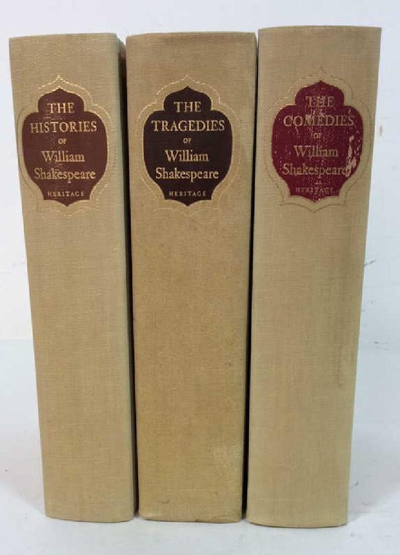 Lot  3 Works of William Shakespeare - 6