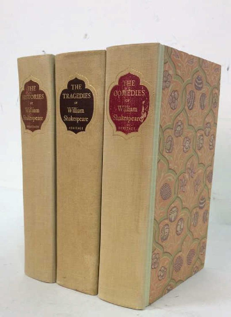 Lot  3 Works of William Shakespeare - 7