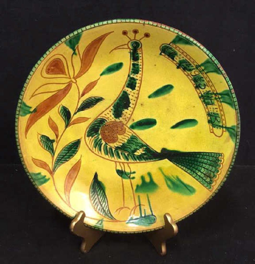Metropolitan Museum Ceramic Platter