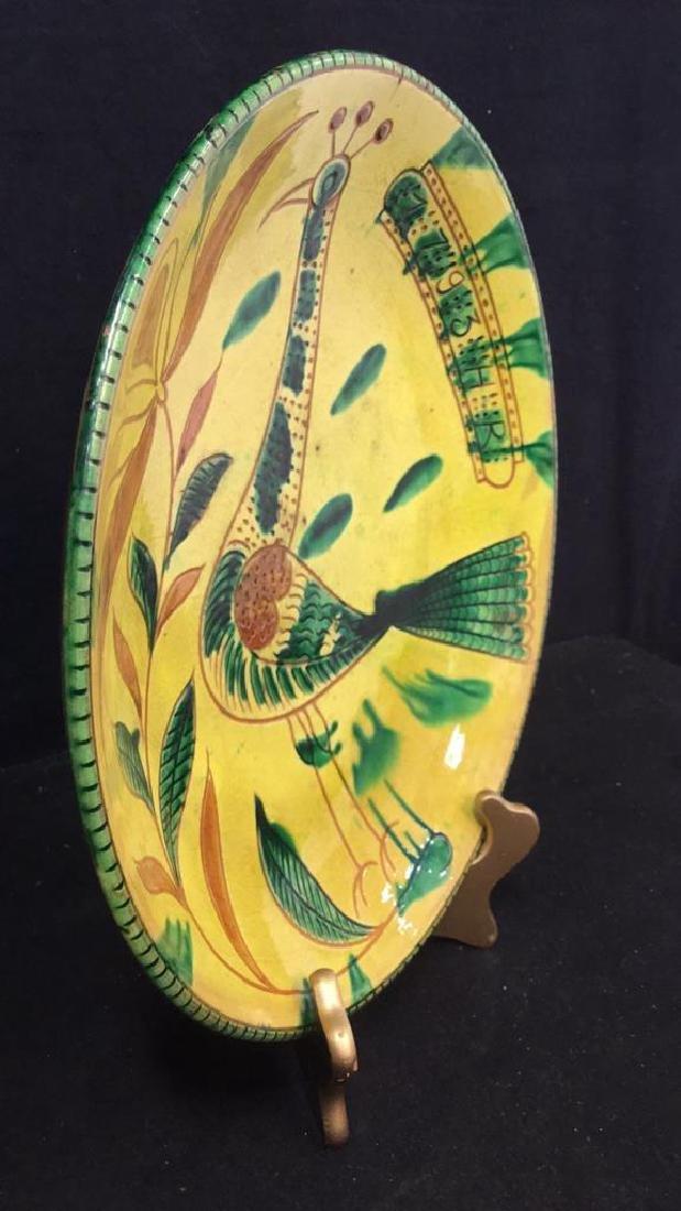 Metropolitan Museum Ceramic Platter - 3