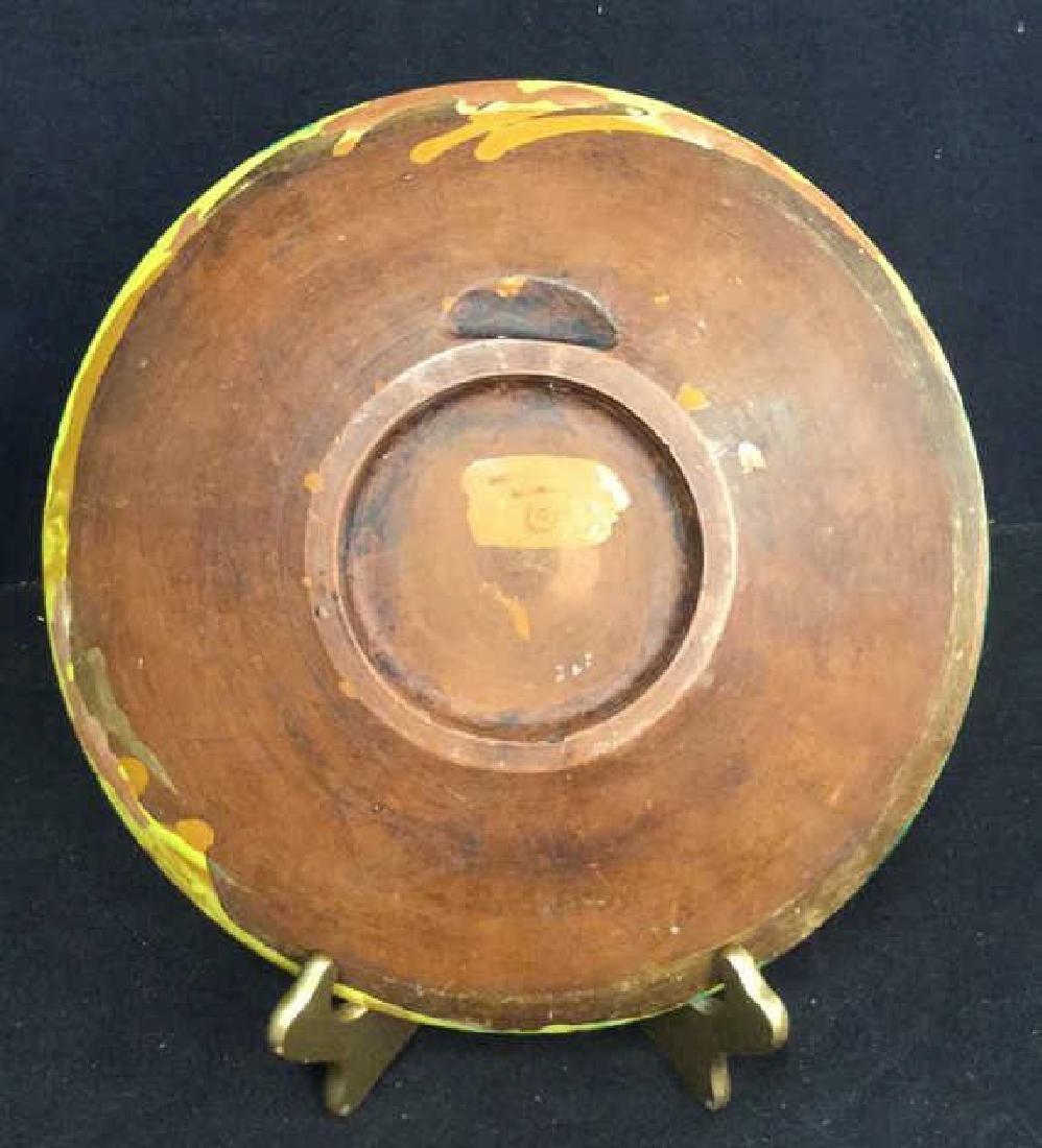 Metropolitan Museum Ceramic Platter - 4