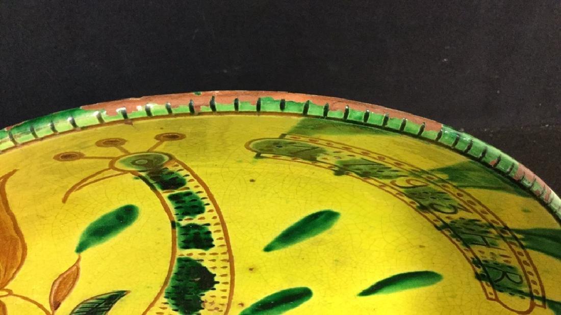 Metropolitan Museum Ceramic Platter - 9