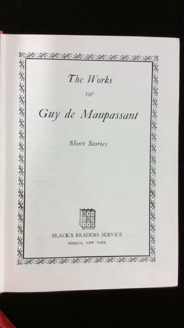 The Works of Guy de Maupassant - 5