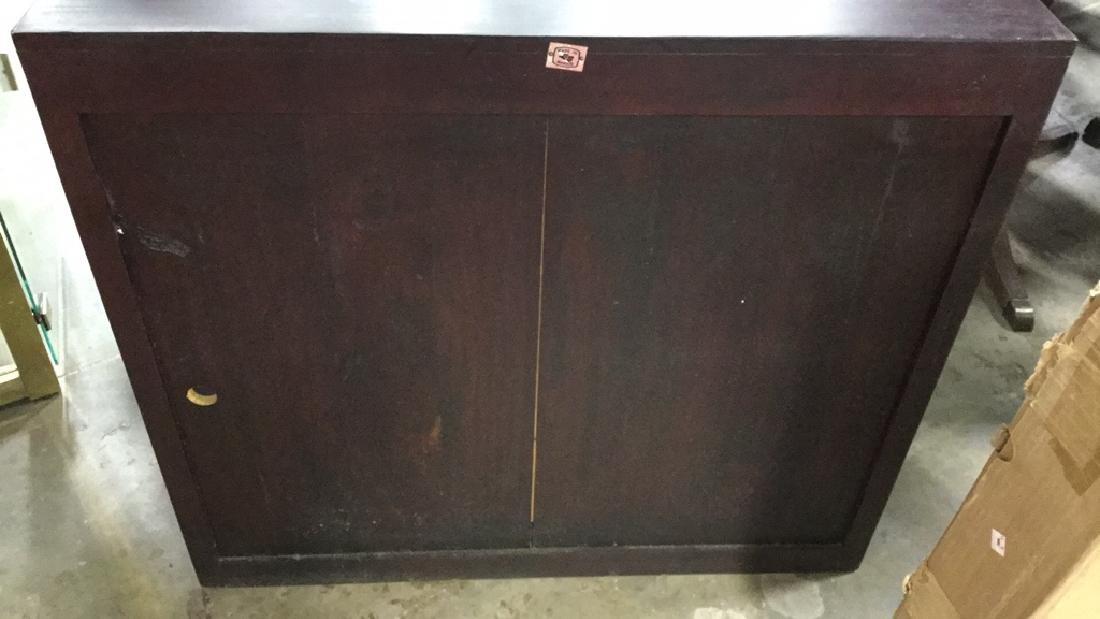 Vintage Mahogany Cabinet - 8
