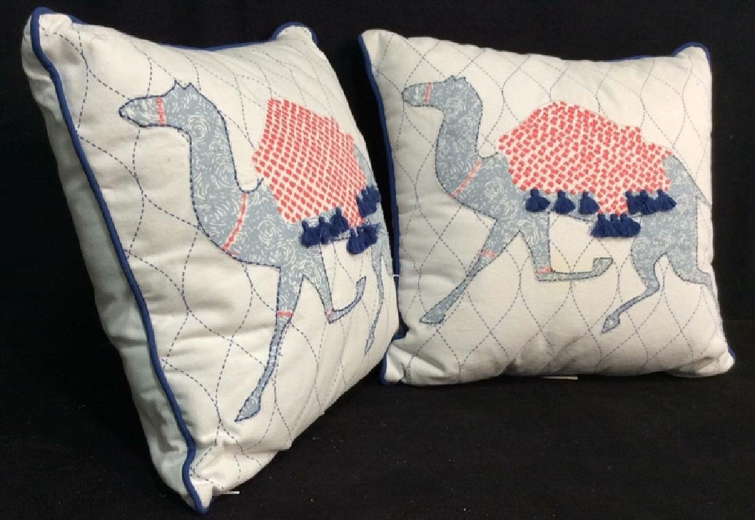 Lot 2 JOHN ROBSHAW Pillows - 2