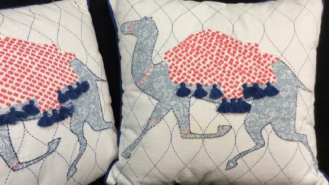 Lot 2 JOHN ROBSHAW Pillows - 6