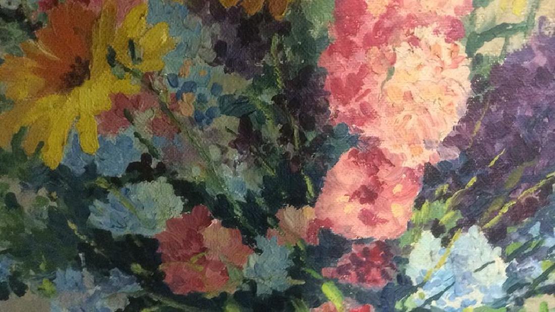 J L Gallagher '44 Still Life on Canvas