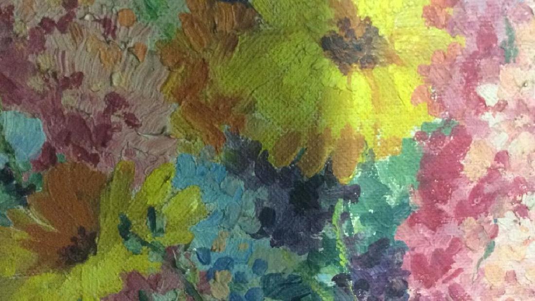 J L Gallagher '44 Still Life on Canvas - 7
