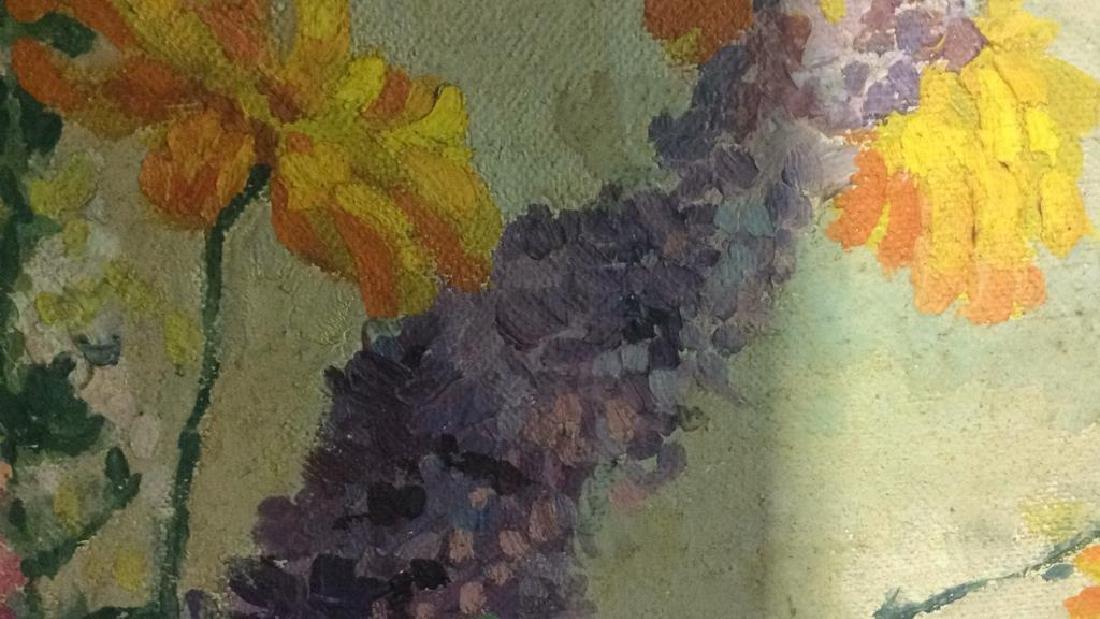 J L Gallagher '44 Still Life on Canvas - 8