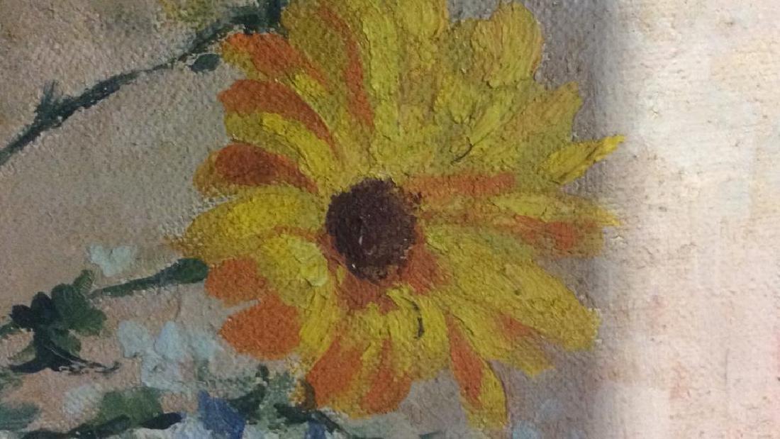 J L Gallagher '44 Still Life on Canvas - 9