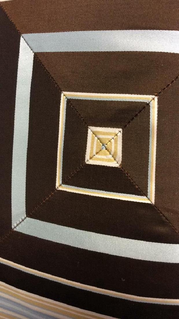 Geometric Decorative Pillow - 3