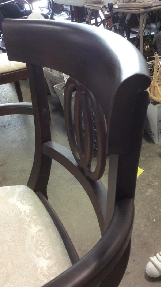 Lot 6 DREXEL Side & Arm Dining Chairs - 10