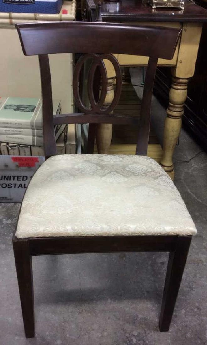 Lot 6 DREXEL Side & Arm Dining Chairs - 2