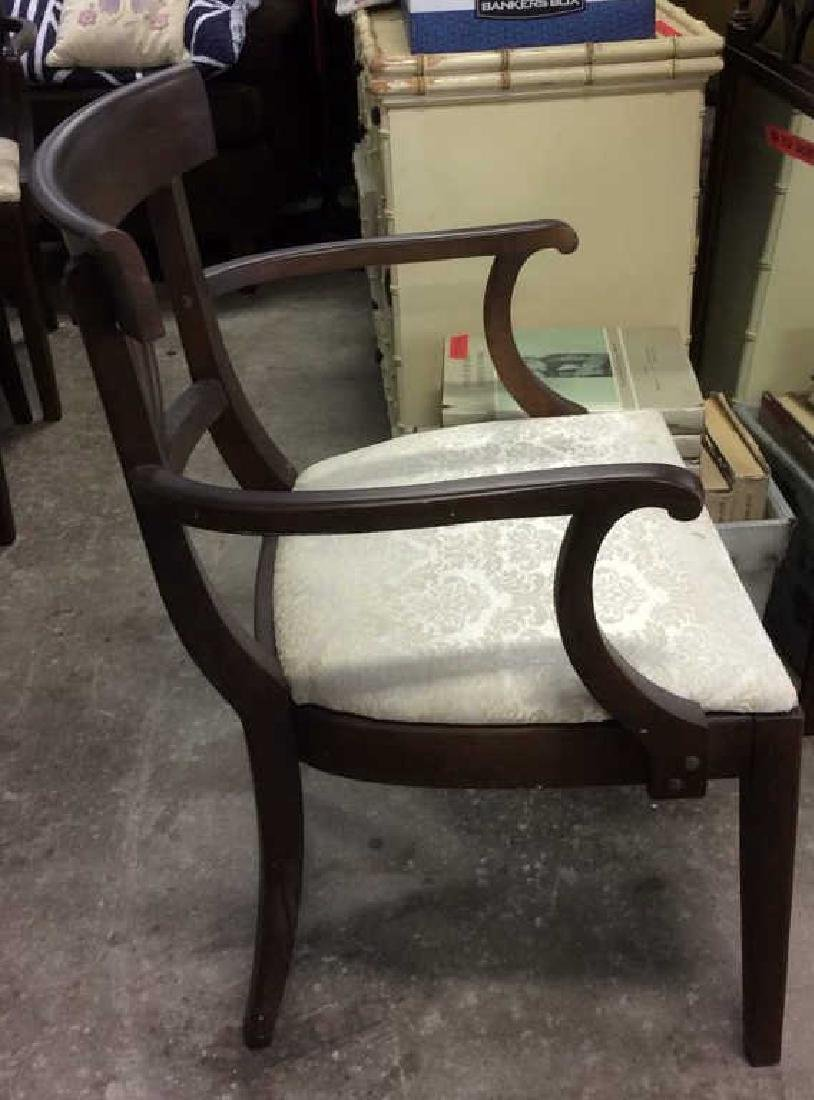 Lot 6 DREXEL Side & Arm Dining Chairs - 5