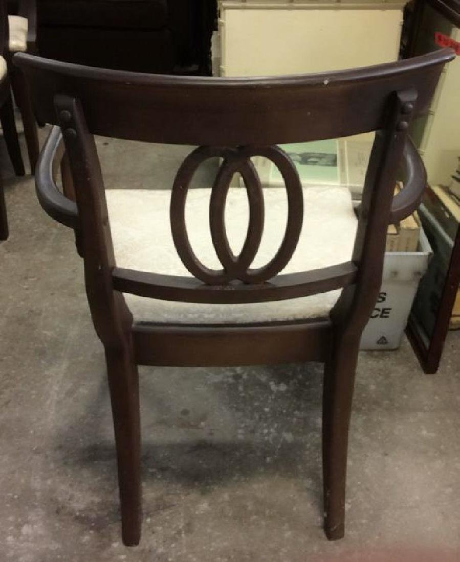 Lot 6 DREXEL Side & Arm Dining Chairs - 6