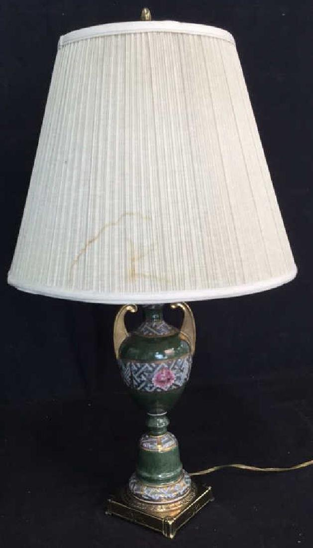 Pair Table Lamps by Rembrandt Lamp Co - 2