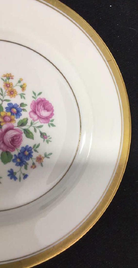 Set of 6 Theodore Haviland Plates - 9