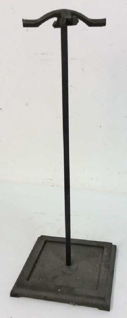 Lot 6 Wrought Iron Fireplace Tools Accessories - 6