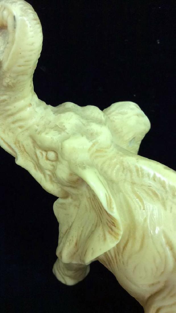 Elephant Figurine - 8