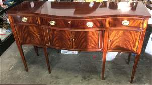 HICKORY CHAIR Mahogany Toned Buffet