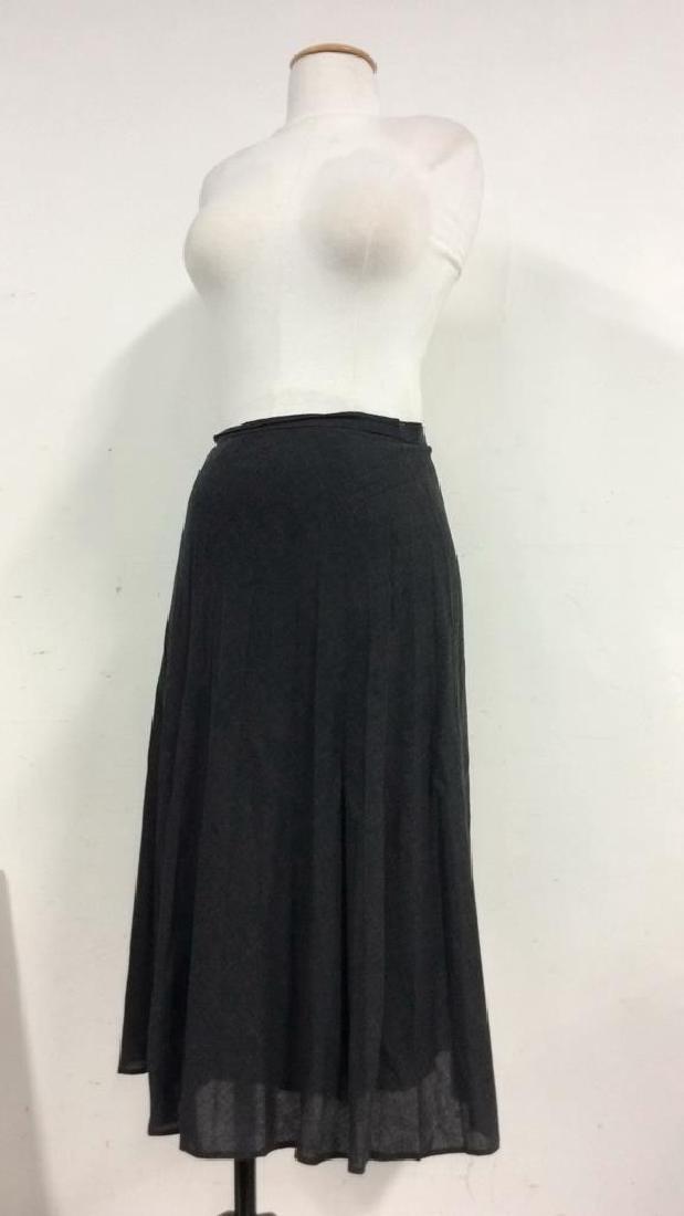 LOUIS FÉRAUD Wool Dress Skirt