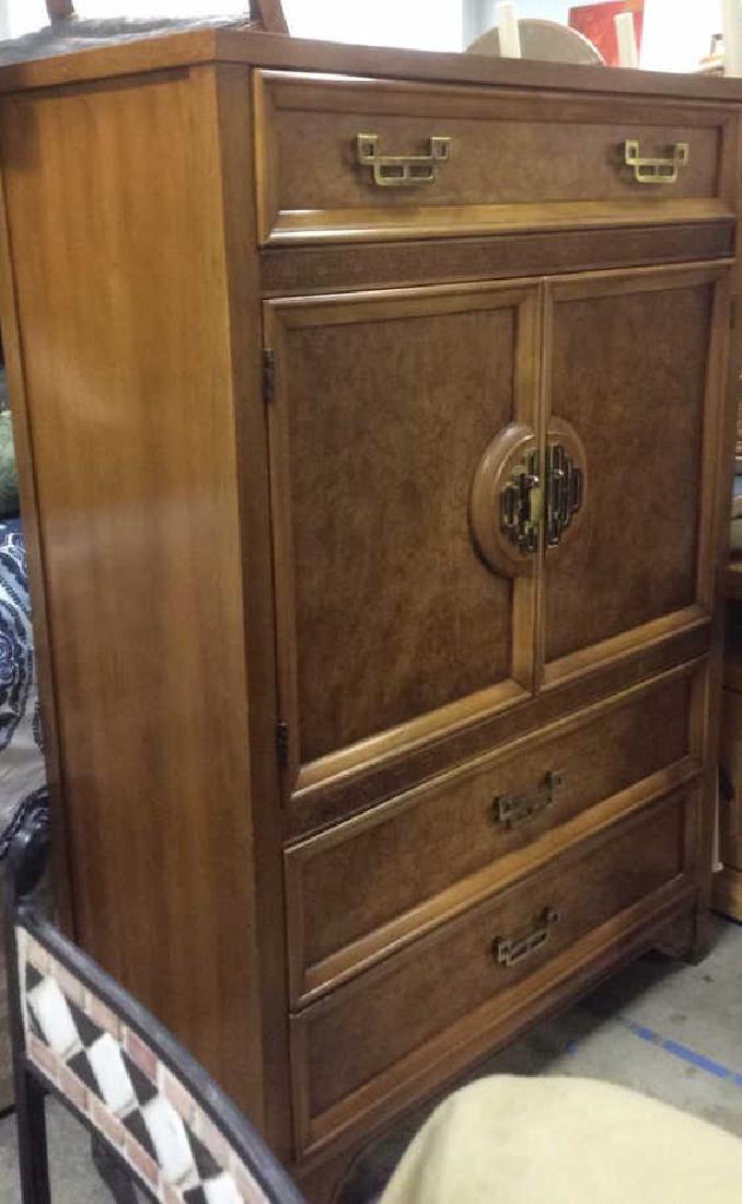 HENRY LINK MANDARIN Wooden Chest Deck