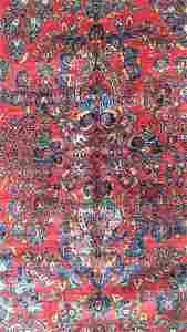 Handmade Iran Rug Circa 1920's