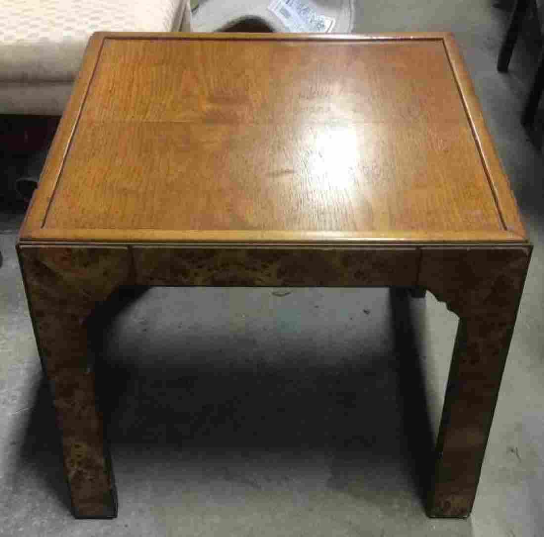 Vintage LR Wooden Side Table
