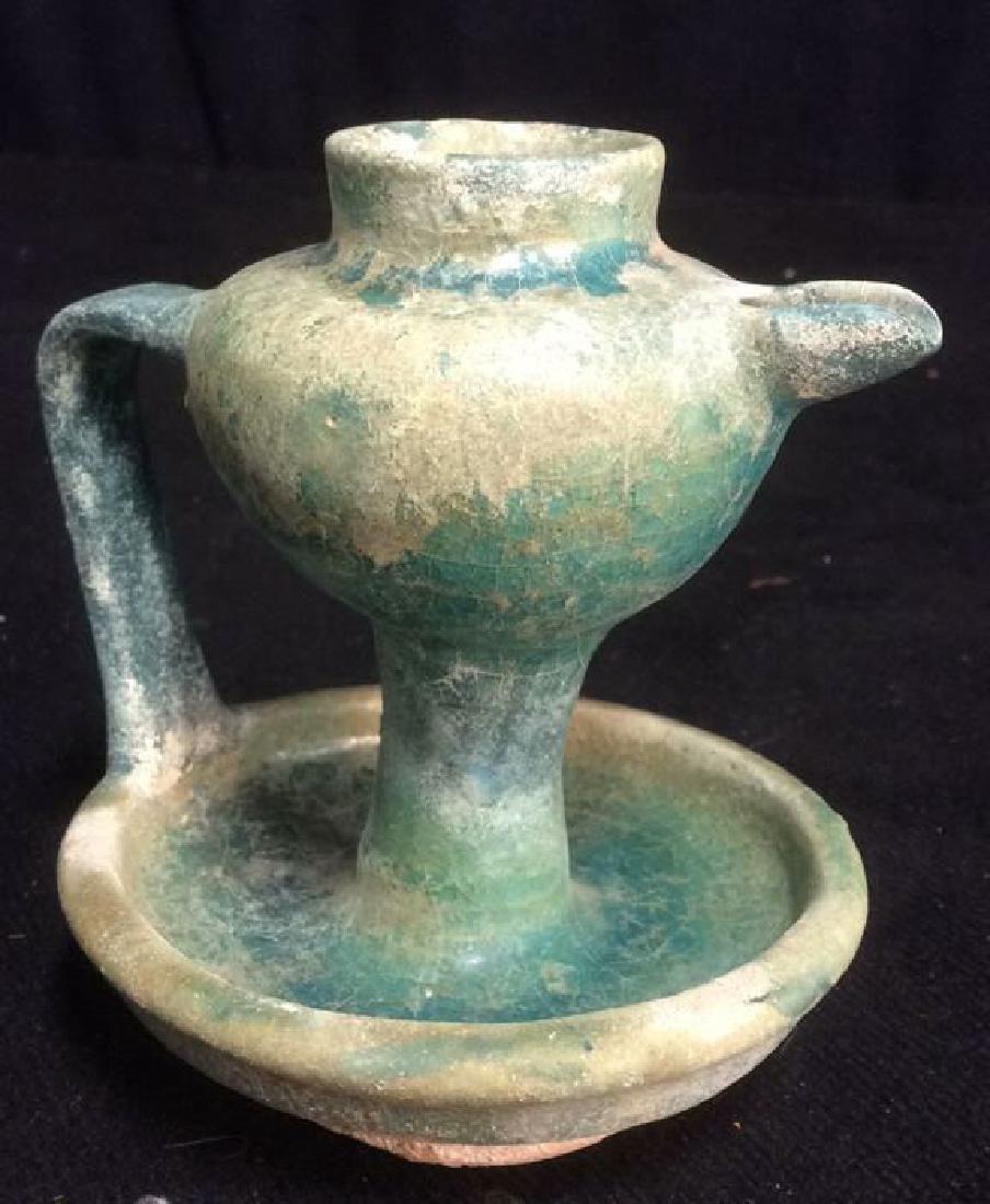 Primitive Iranian Pottery Craft Work