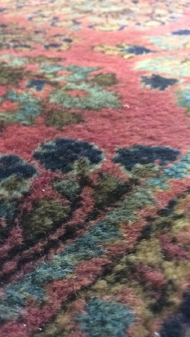 Vintage Persian Sarouk Carpet Rug - 10