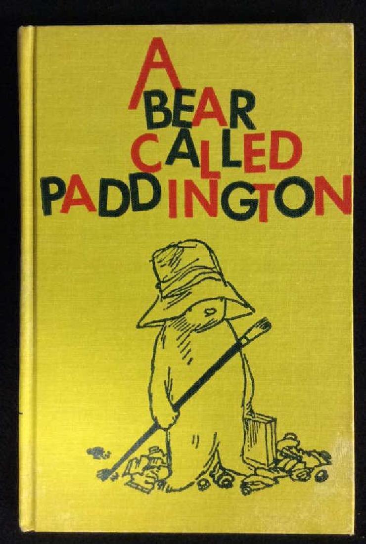 First American Edition A Bear Called Paddington
