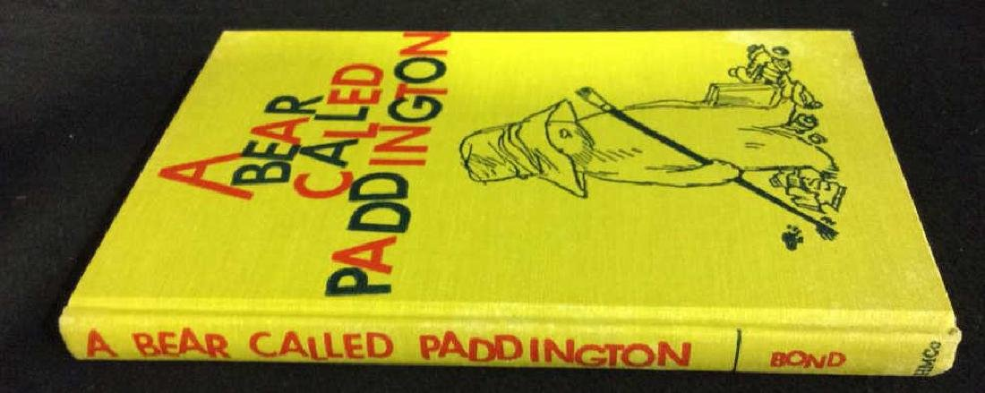 First American Edition A Bear Called Paddington - 5