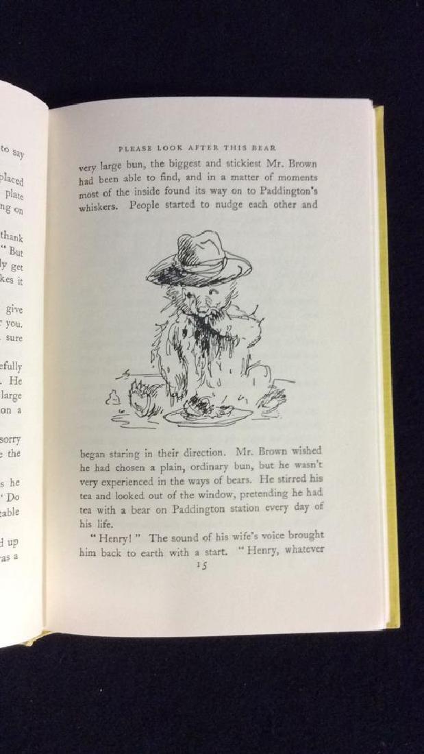 First American Edition A Bear Called Paddington - 6