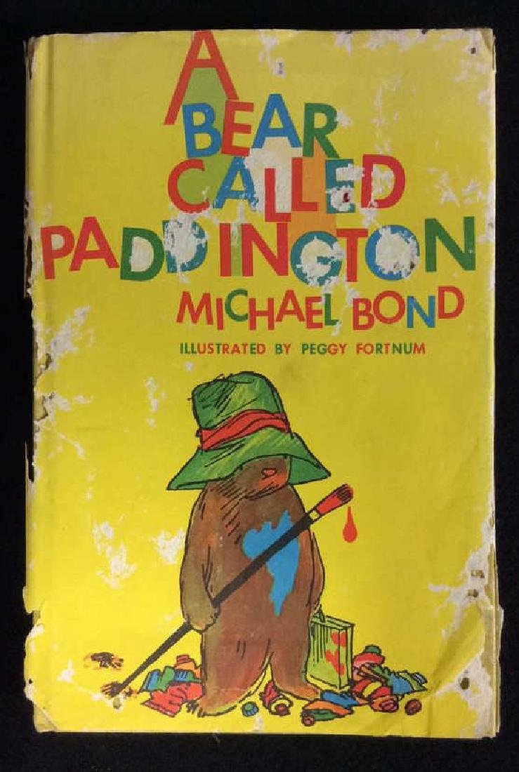 First American Edition A Bear Called Paddington - 8