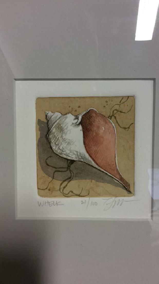 Signed Frame Limited Edition Artwork - 3
