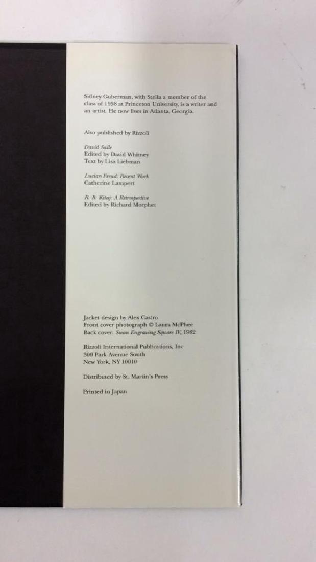 First American Edition Frank Stella Biography - 10