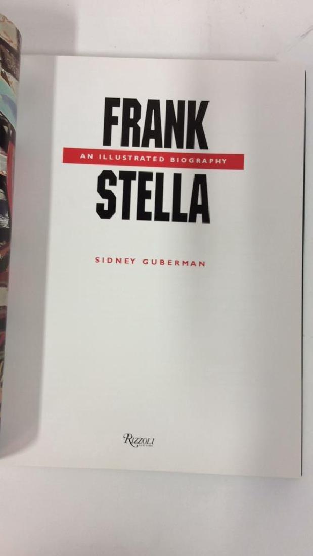 First American Edition Frank Stella Biography - 4