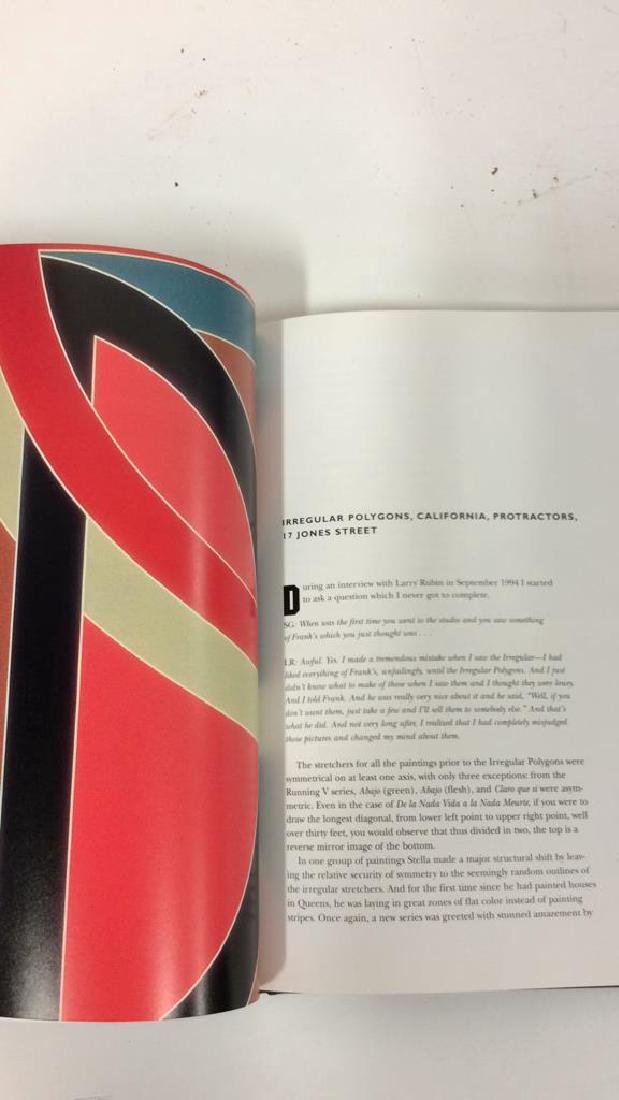 First American Edition Frank Stella Biography - 7